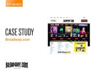 Broadway.com Paid Search Case Study