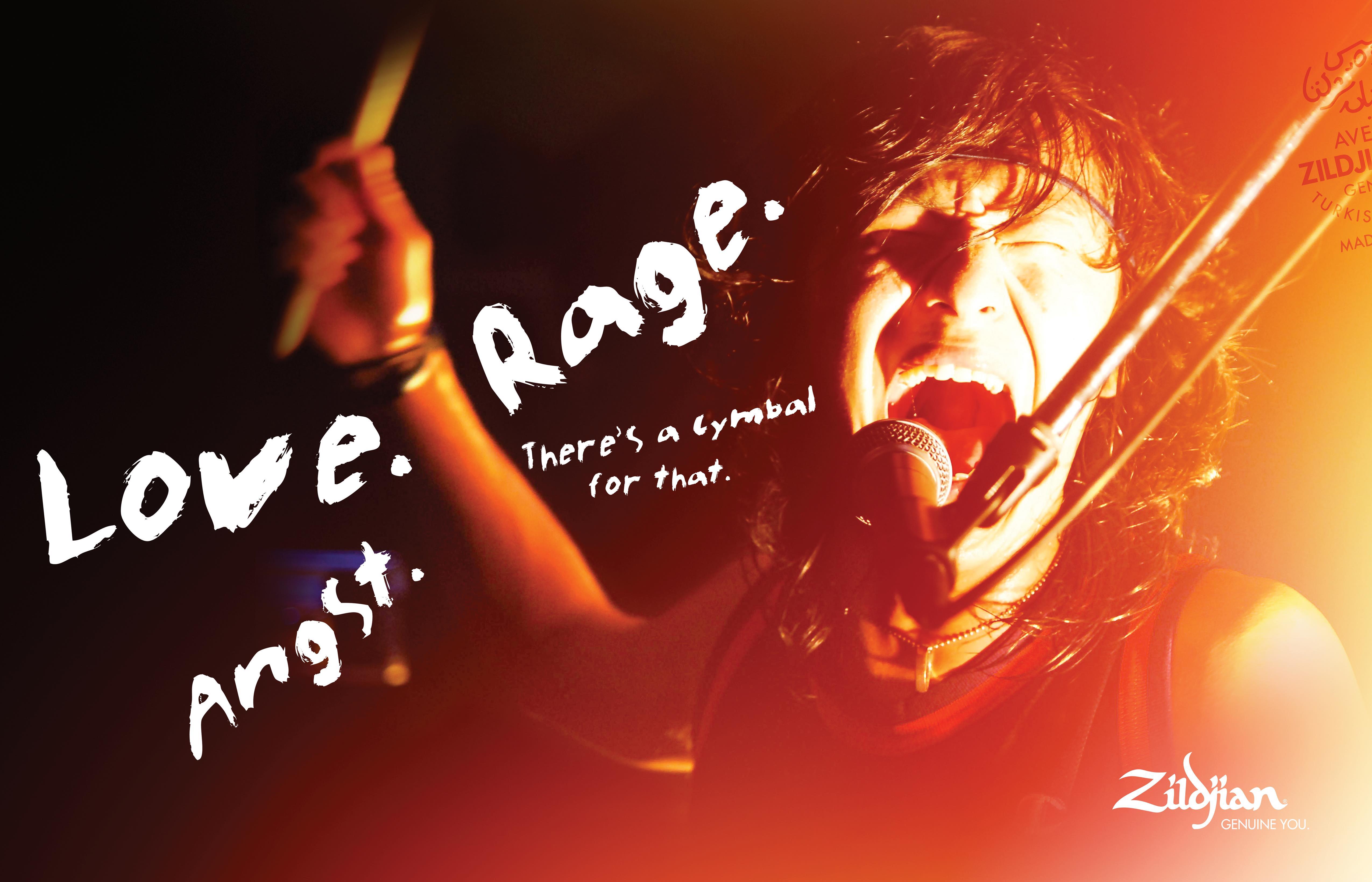 Love/Angst