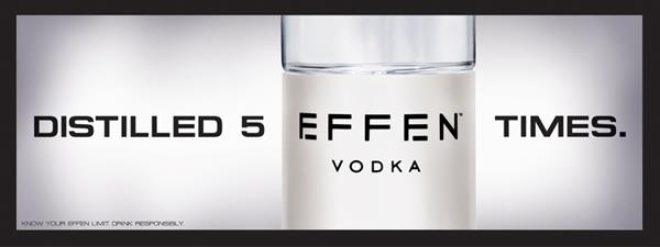 EFFEN: Distilled Five EFFEN Times