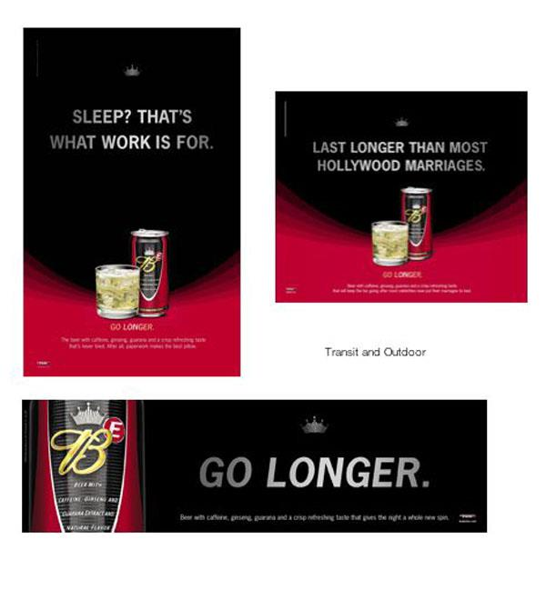Budweiser: Go Longer