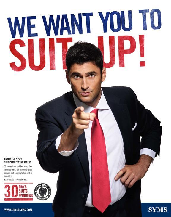 Suit Camp