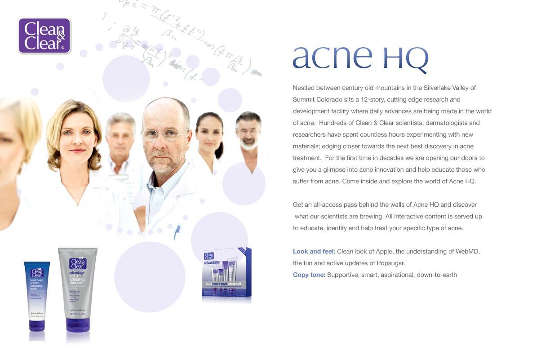 Acne HQ.com