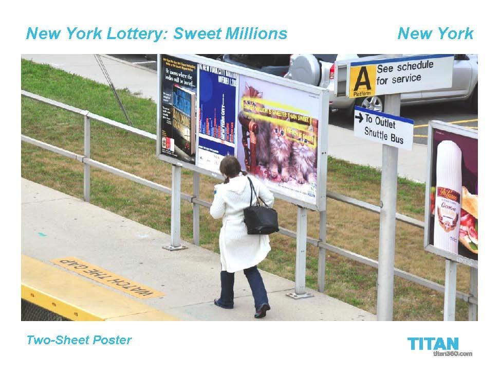Sweet Millions OOH 5