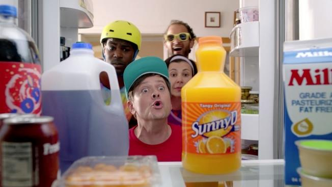 Sunny D - Rollerblade