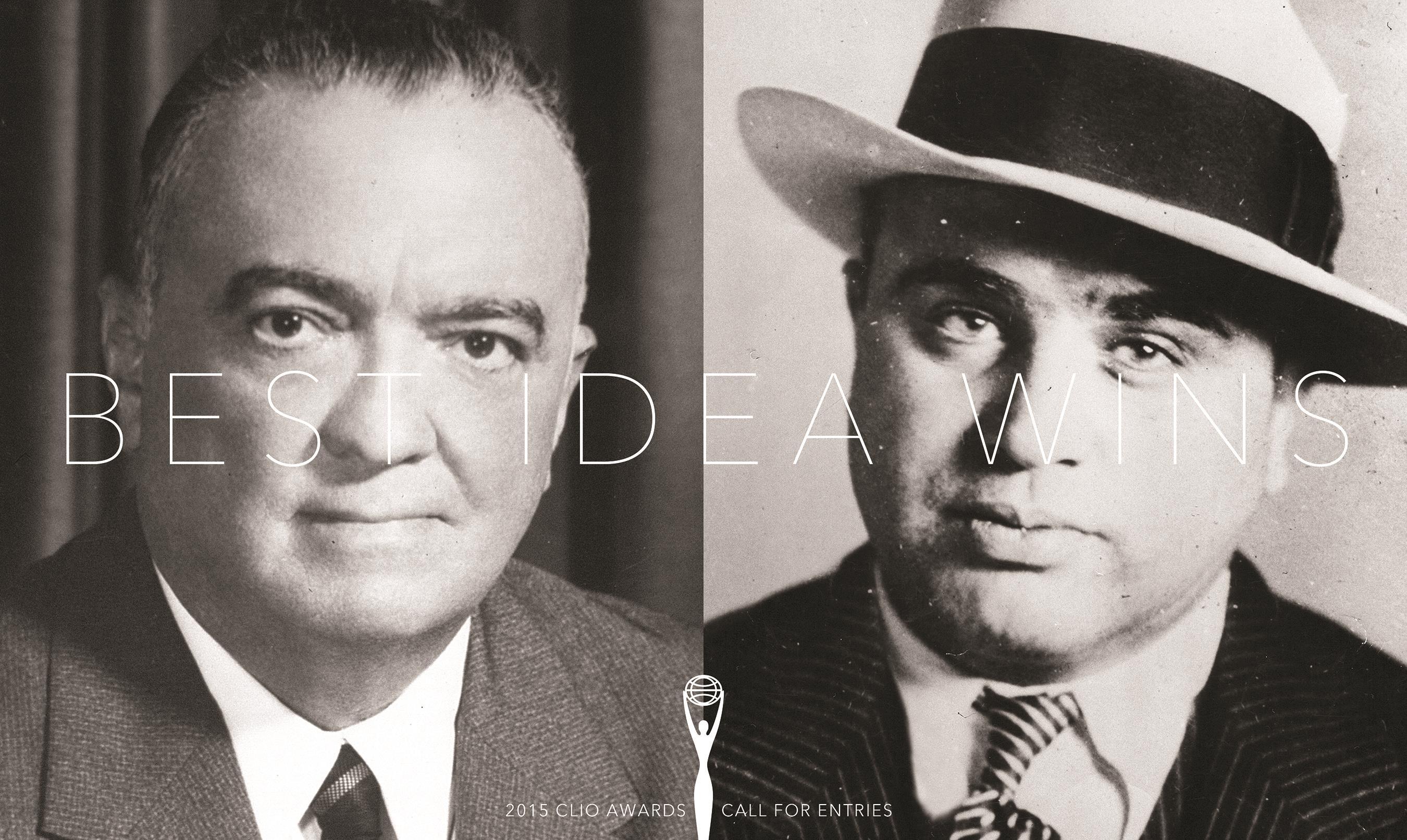 Print - Hoffa / Capone