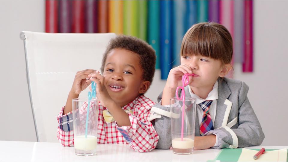 Milksplash: Boogers